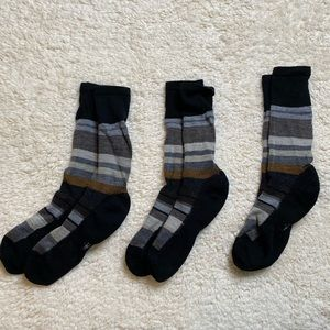 ✨bundle✨ Smartwool 3 pack socks
